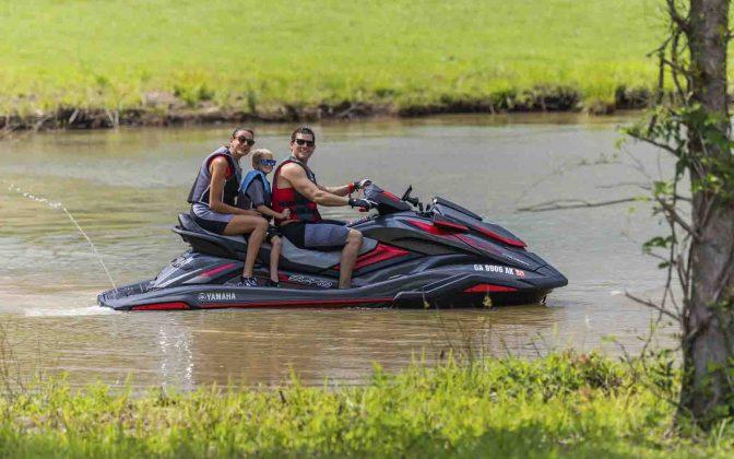 Yamaha 2019 FX Cruiser SVHO 1 - boat shopping