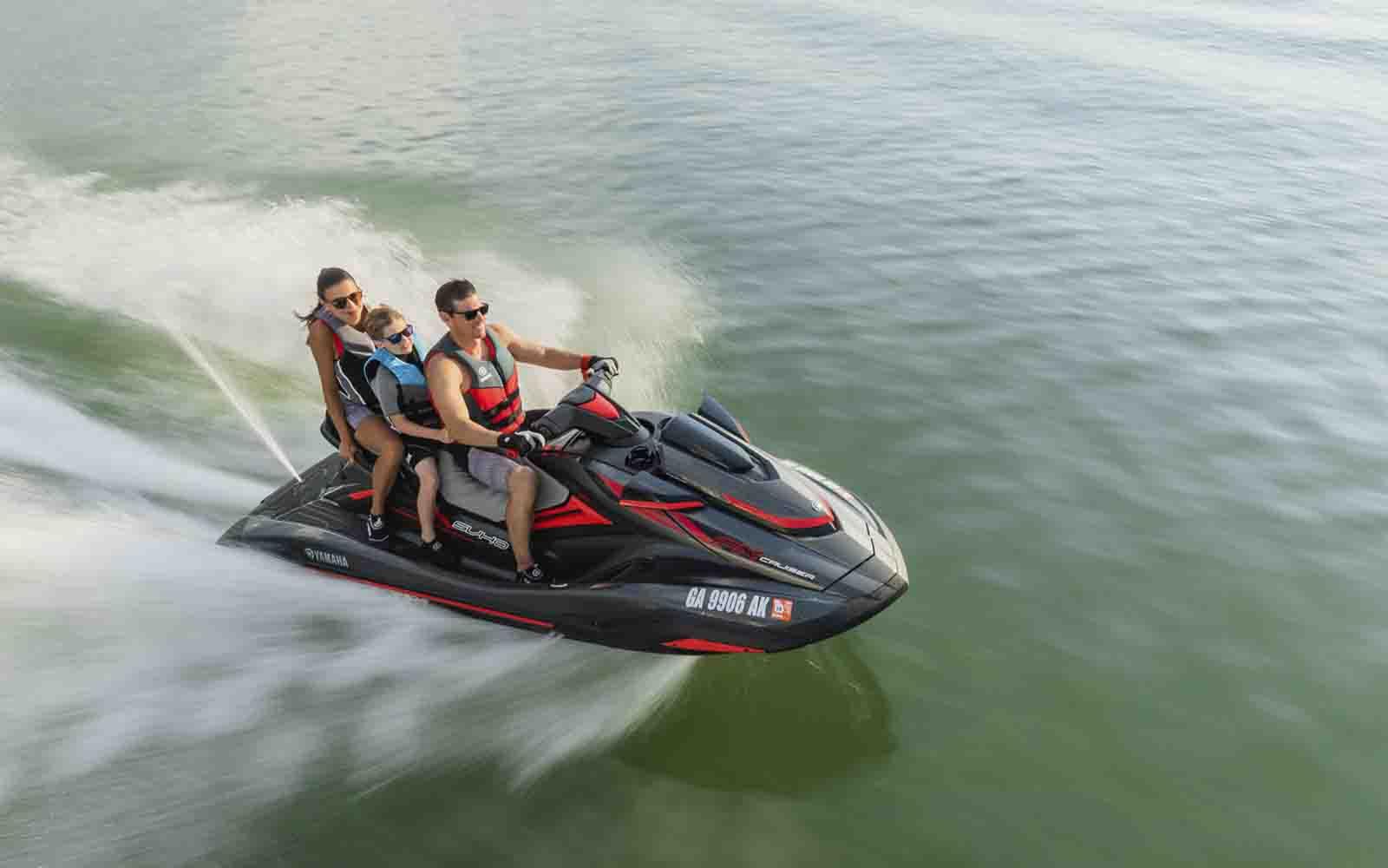Yamaha 2019 FX Cruiser SVHO 2 - boat shopping