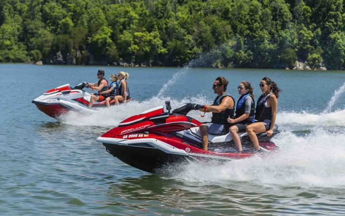 Yamaha 2019 FX Limited SVHO 2 - boat shopping