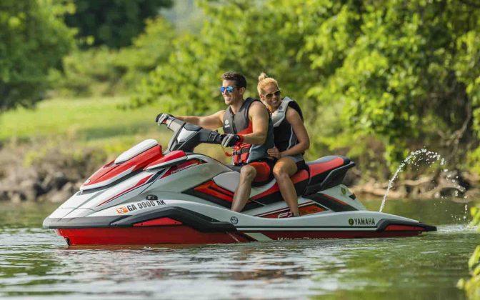 Yamaha 2019 FX SVHO 1 - boat shopping