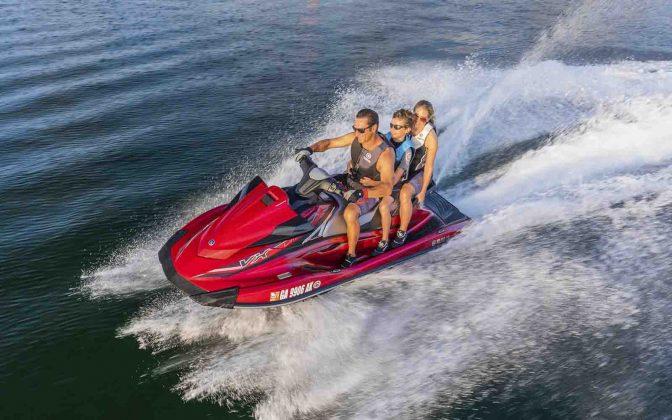 Yamaha 2019 FX SVHO 2 - boat shopping