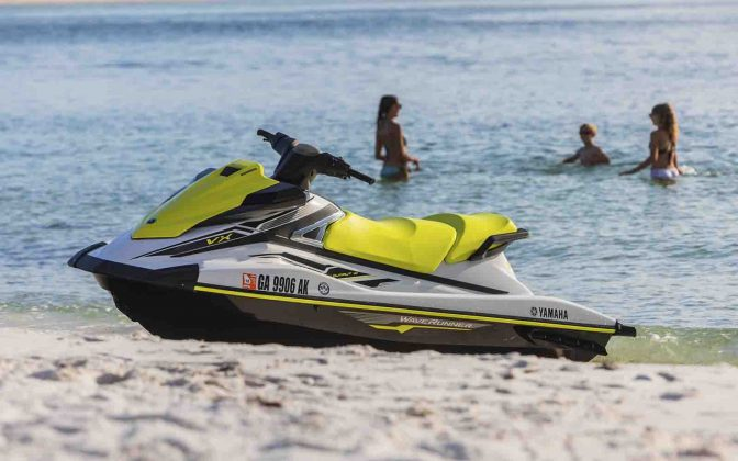 Yamaha 2019 VX 2 - boat shopping