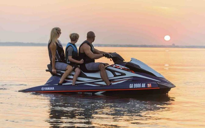 Yamaha 2019 VX Cruiser HO 2 - boat shopping