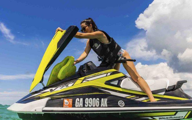Yamaha 2019 VX Deluxe 1 - boat shopping