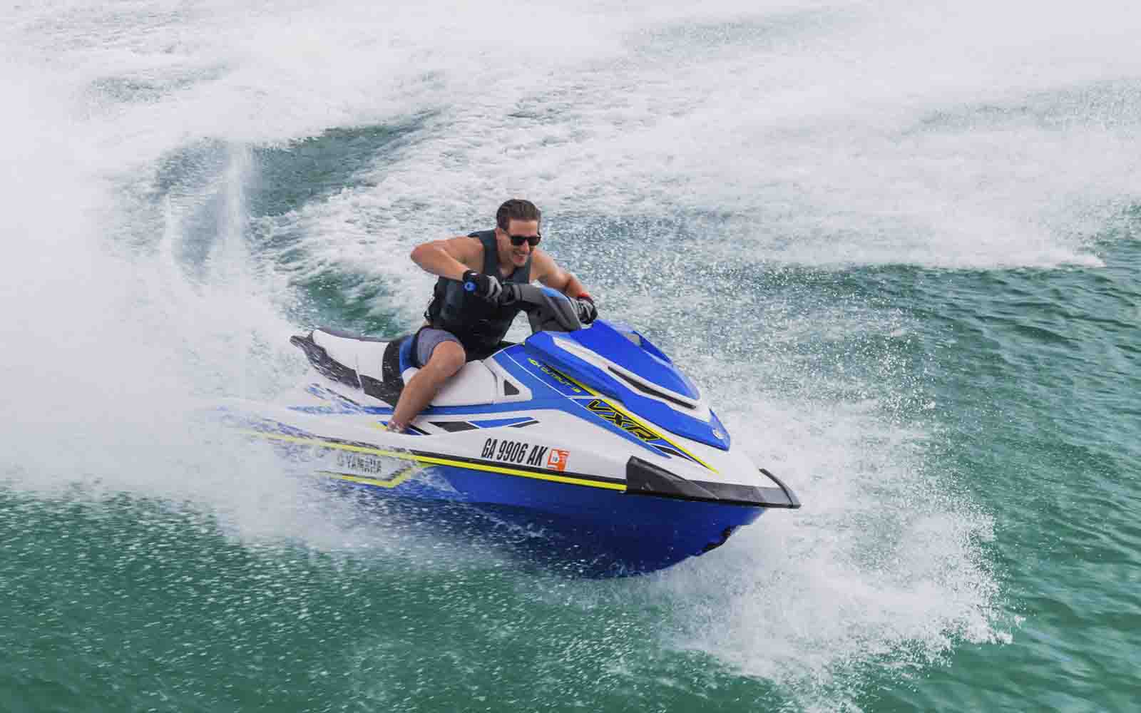 Yamaha 2019 VXR 1 - boat shopping