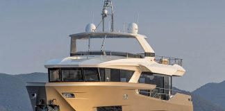 Numarine revela novas fotos do iate 26XP-boatshopping