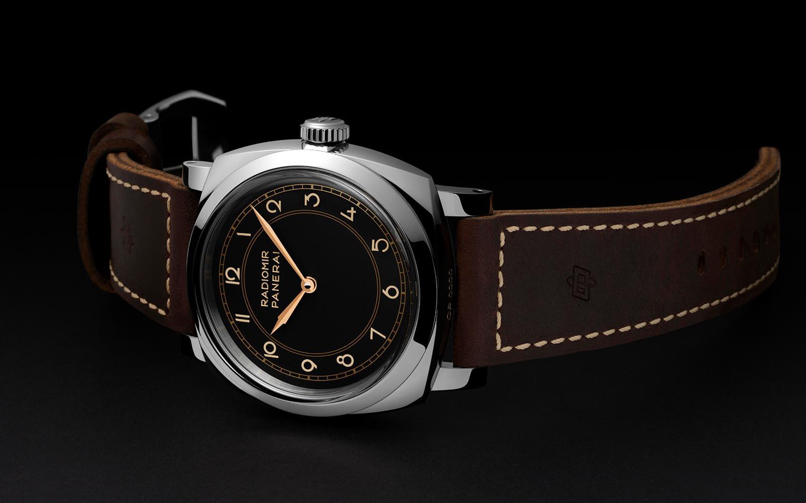 89417bfcc7a Panerai apresenta relógios inspirados em peça histórica - Boat Shopping