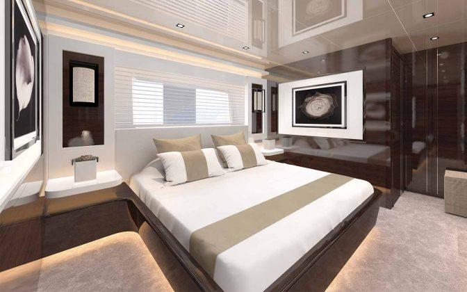 Pearl 95-cabine de convidados-boatshopping
