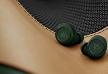 Beoplay E8 Racing Green-Bang & Olufsen-01-boatshopping