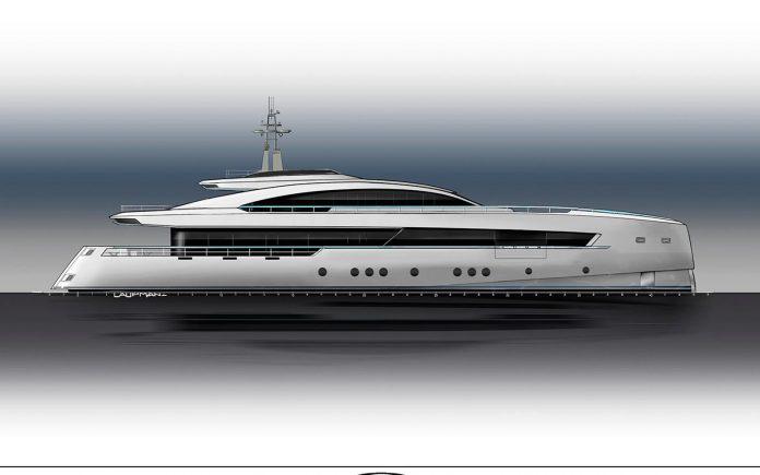Hakvoort anuncia venda de iate de 45m, Projeto Adur-boatshopping
