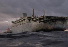Halloween-navio-SS Ourang Medan-boatshopping