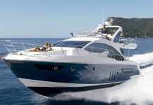 Azimut 56 Galley Up - boat shopping 3