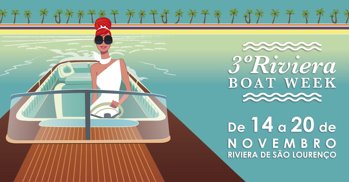 3º riviera boat week - boat shopping