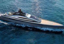 ISA Yachts Hydro Tec revela novos detalhes e renders do conceito Crossbow-boatshopping
