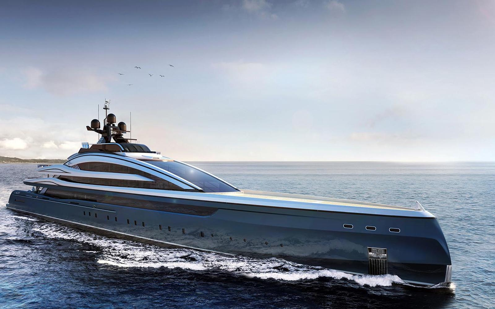 Hydro Tec revela novos detalhes e renders do conceito Crossbow-boatshopping
