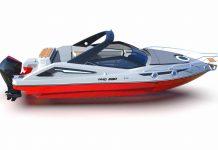NHD 280 com motor de popa - boat shopping
