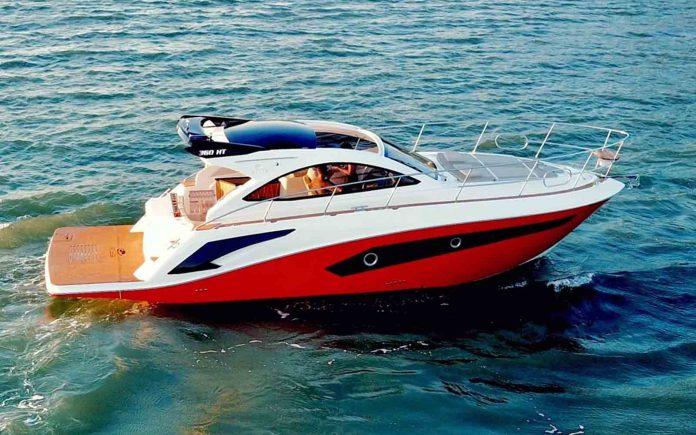 evolve 360 ht - boat shopping