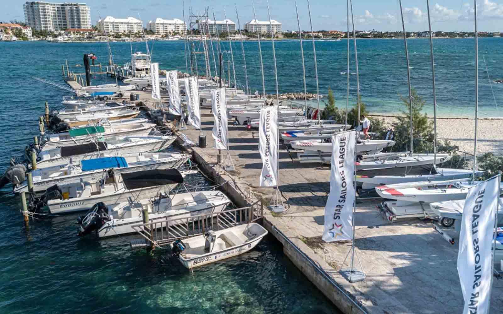 oito brasileiros na ssl star sailors league - boat shopping 4