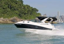 Boat Teste Fibrafort Focker 305-boatshopping