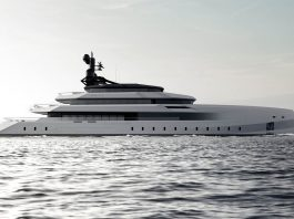 CRN e Lobanov Design apresentam superiate conceito de 75 metros-boatshopping