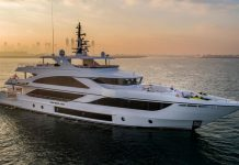Gulf Craft revela novas imagens do primeiro superiate Majesty 140-boatshopping