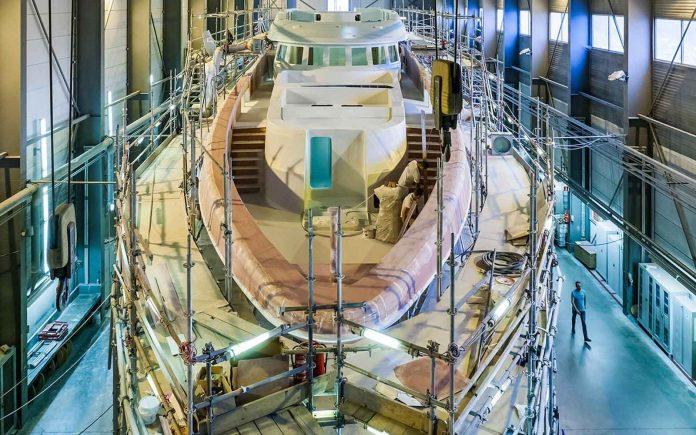 Heesen anuncia venda de superiate de 50m, Projeto Aster-boatshopping