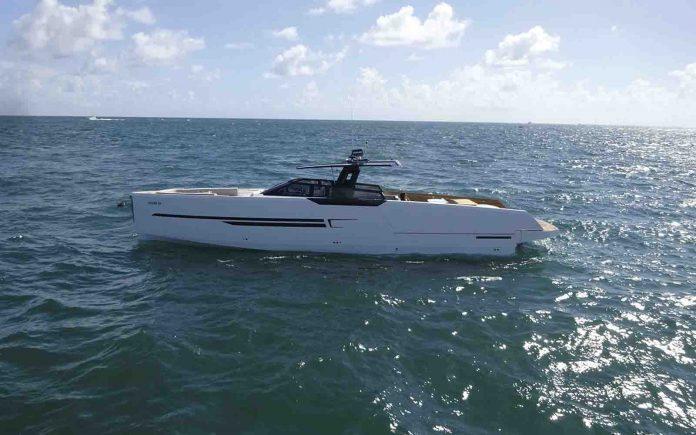 Okean 55 - boat shopping