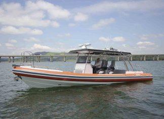 boat teste flexboat sr 1000 super custom - boat shopping (14)