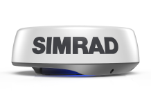 radares halo 24 simrad - boat shopping