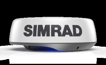 radares halo 24 simrad - boat shopping