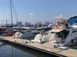 regatta yachts bate recorde de venda - boat shopping