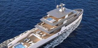 Rosetti Superyachts revela dois conceitos de iates de apoio-boatshopping