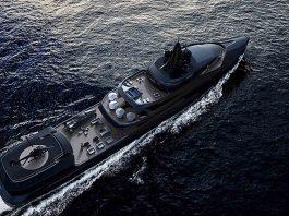Oceanco revela novo conceito de iate explorer no Dubai International Boat Show-boatshopping