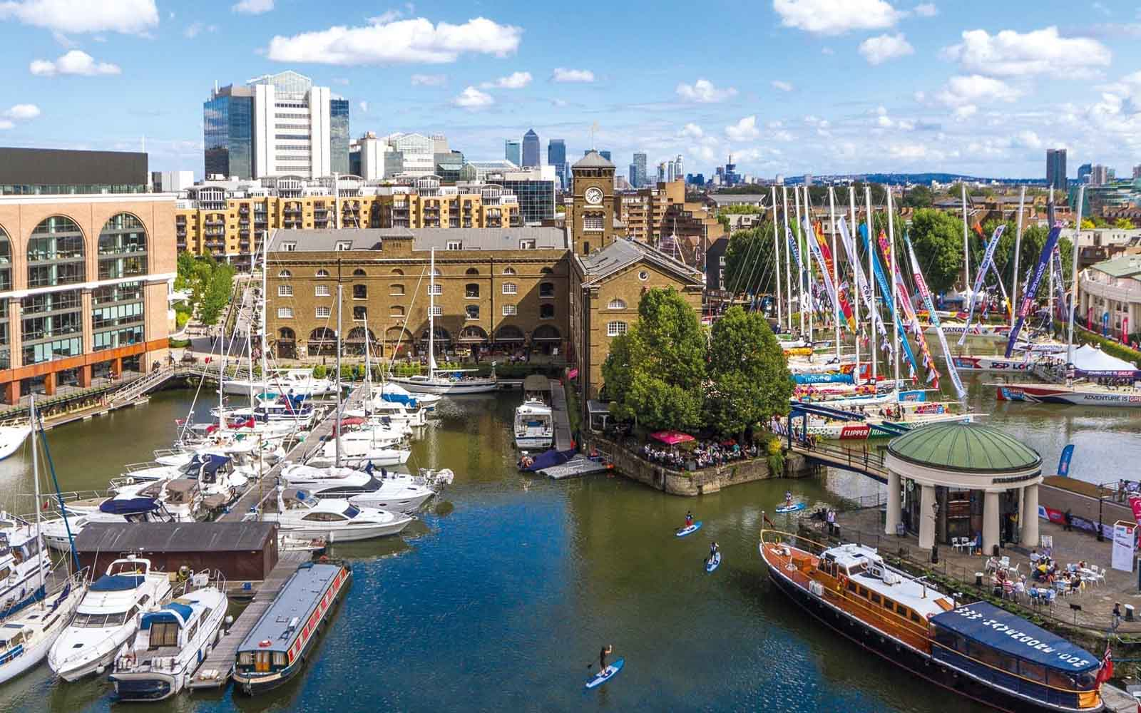 Primeiro London Yacht Show toma forma-boatshopping