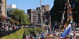 Primeiro London Yacht Show toma forma-boatshopping