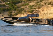 Technohull apresenta o tender Omega 45 no Miami Yacht Show-boatshopping