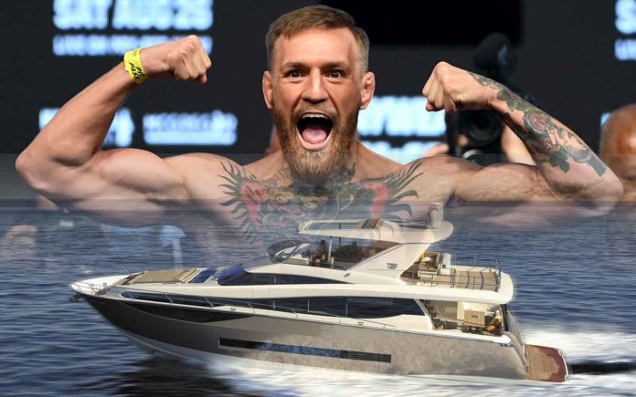 conor mcgregor iate prestige 750 - boat shopping
