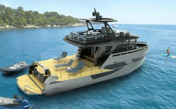okean 50x explorer render - boat shopping