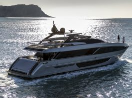 riva 100 corsaro - boat shopping