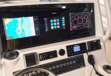 navico simrad display integrado - boat shopping 3