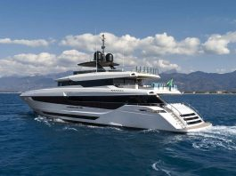 Mangusta Oceano 43 - boar shopping