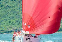 caballo loco vence etapa em ilhabela classe c30 - boat shopping