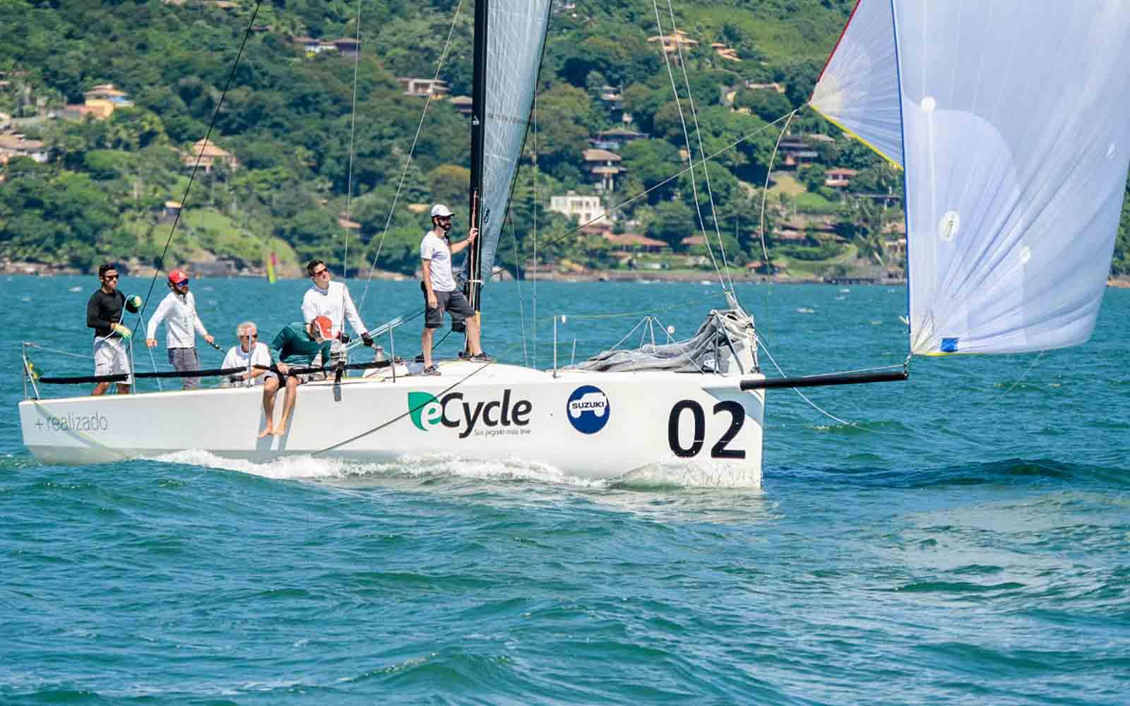 ecyclo etapa em ilhabela c30 - boat shopping