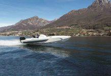 hawk 38 sea trials - boat shopping 2