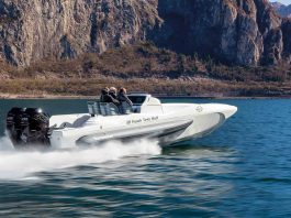 hawk 38 sea trials - boat shopping 3