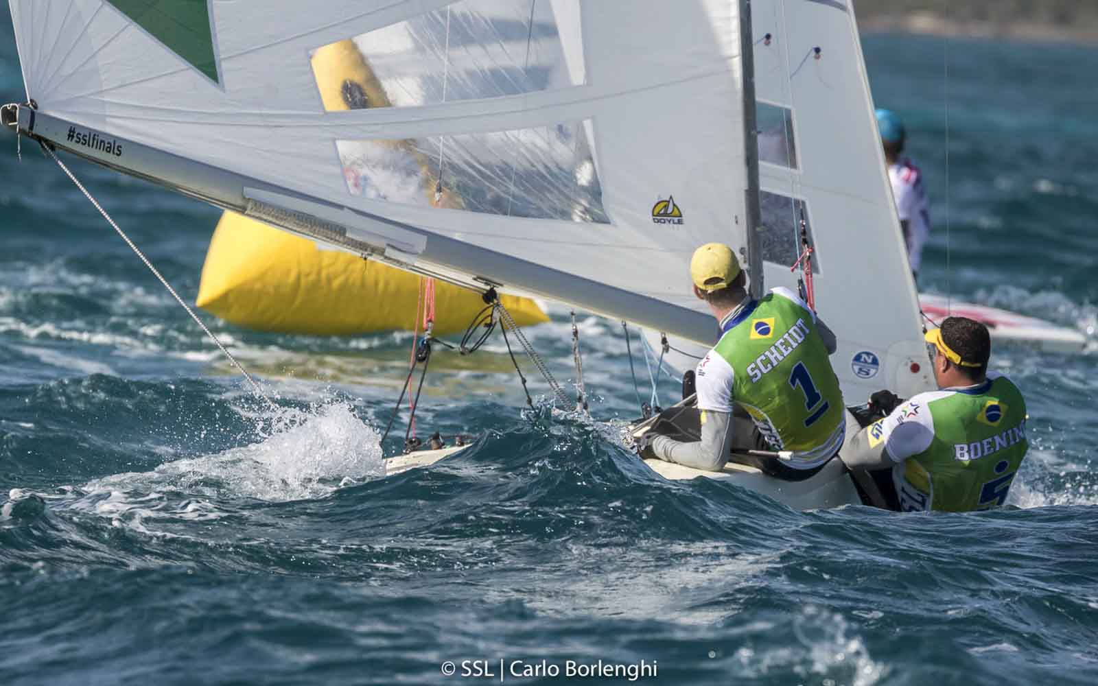 Brasil Brasil Star Sailors League Nations Gold Cup - boat shopping