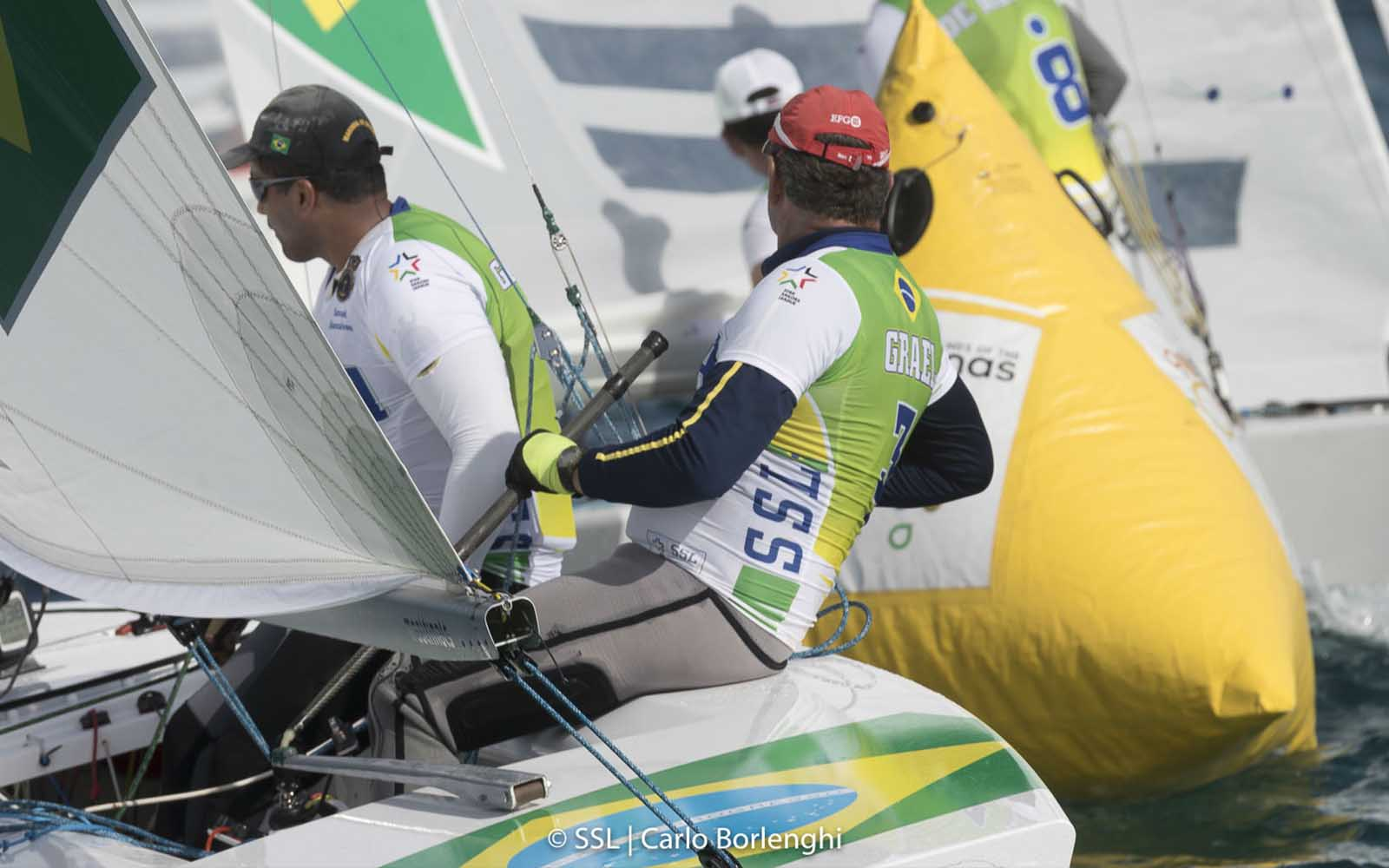 Brasil SSL Nations Gold Cup - boat shopping