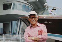 Carlo Riva filme - boat shopping