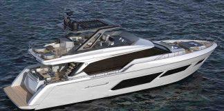 Ferretti 720 - boat shopping