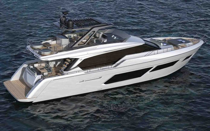 Ferretti 720 - boat shopping
